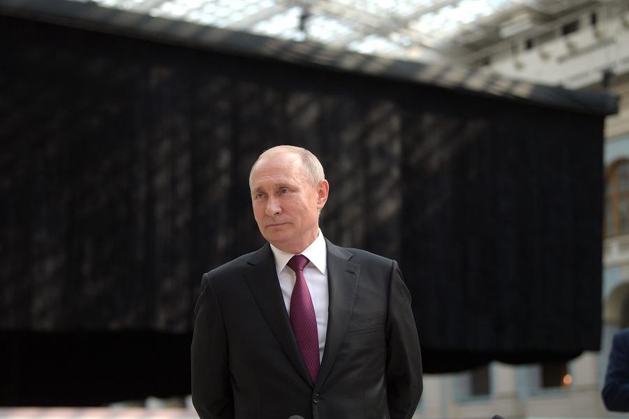 Путин отказался от возвращения в СССР