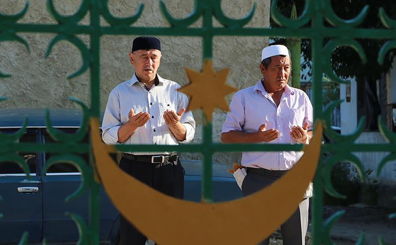 Россия разыграет в Крыму исламскую карту