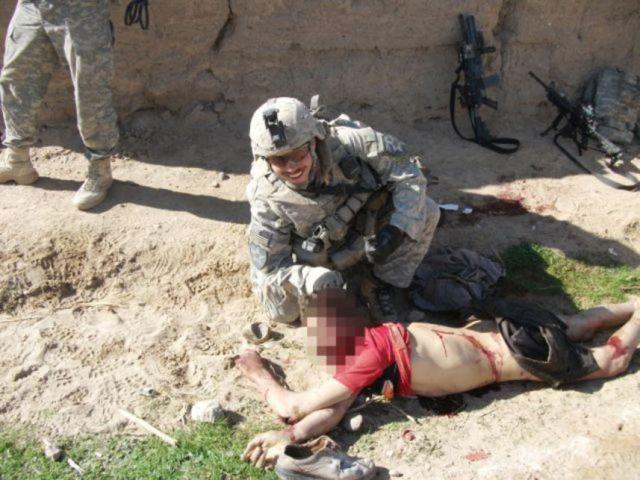 Пентагон разрешил военным убивать не больше десяти мирных жителей за раз