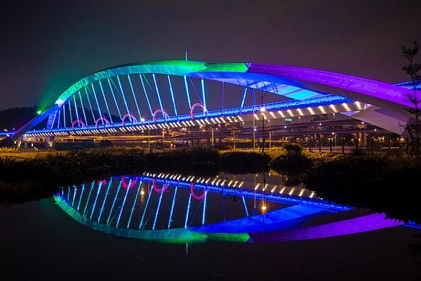 Крымский мост превратится ночью в российский флаг