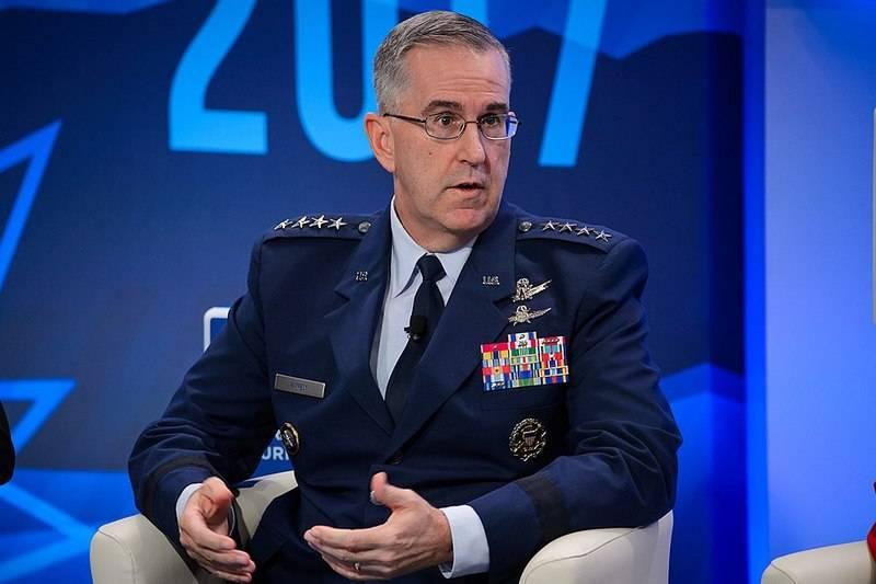 Американский генерал нашёл у России вооружения, нарушающие договор СНВ-3