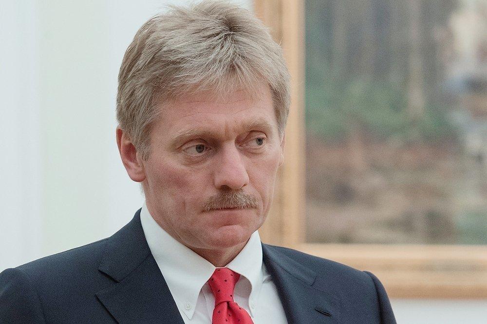 Песков ответил на слова Порошенко про войну