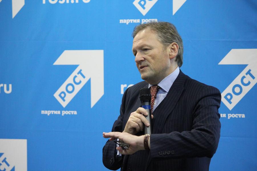 Кандидат Борис Титов, 4-й срок Путина и перспективы страны. Если они есть