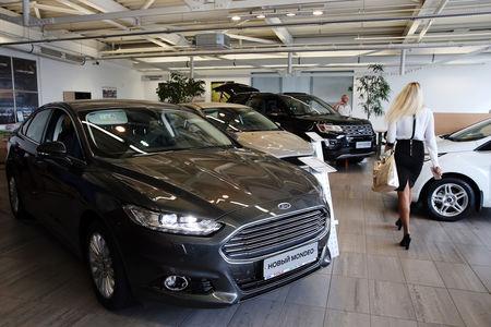 Составлен рейтинг региональных рынков новых легковых автомобилей