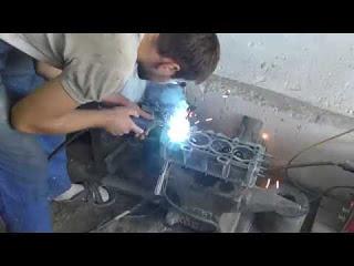 Непонятный ремонт автомобиля