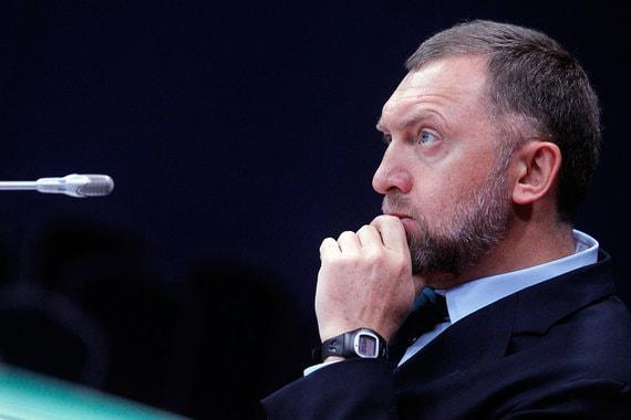 UC Rusal предупредил о риске дефолта из-за санкций