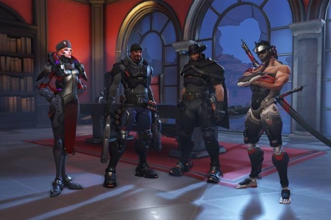В Overwatch стартовал кооперативный ивент «Возмездие»