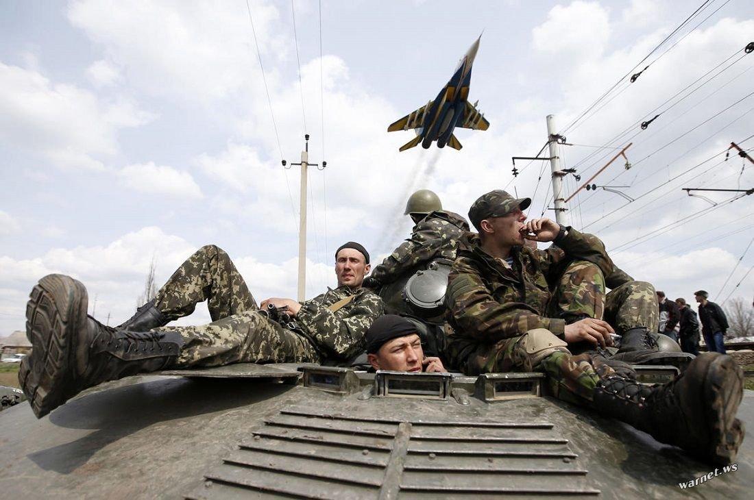 СМИ: война Украины с Россией…