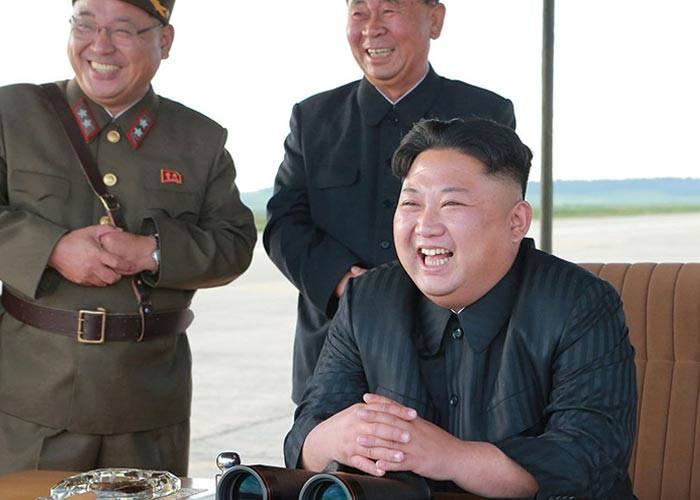 Кым Чен Ын и Дональд Трамп: мысли по поводу