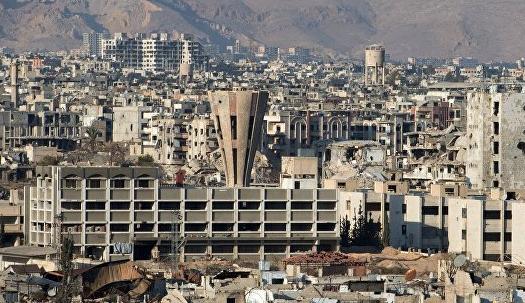 США отказались восстанавливать подконтрольные Асаду районы Сирии