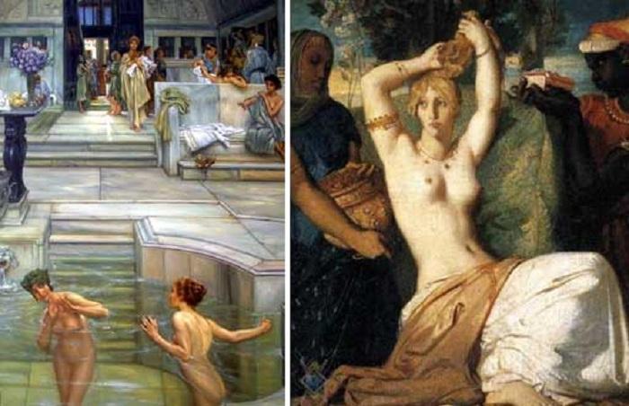 Секс оргии древнего рима