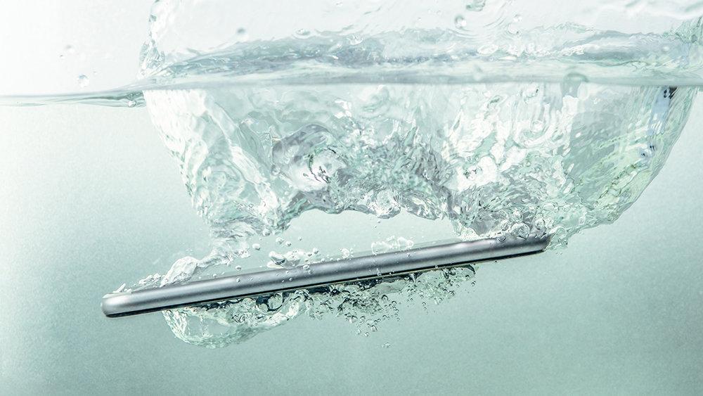 Xiaomi против воды - в китай…