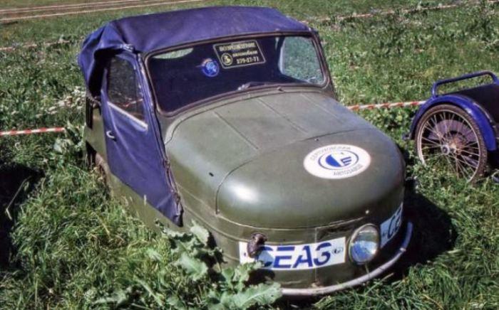 Интересные и редкие советские автомобили