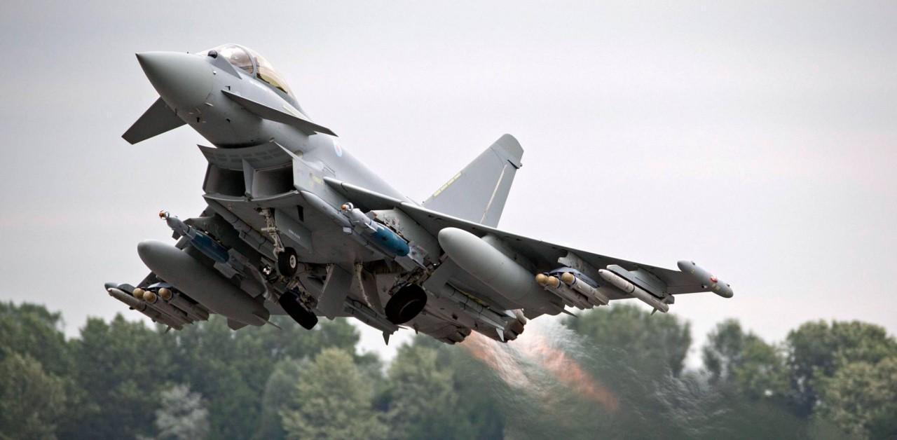 Немецкие летчики продемонстрировали миру свою «отвагу»