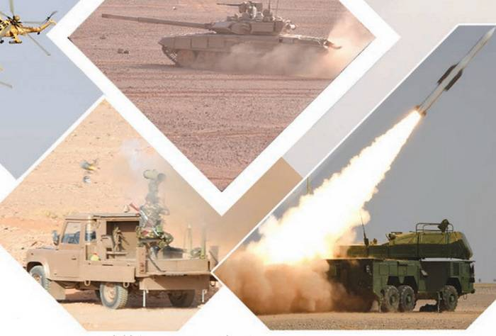 Алжир впервые признал наличие на вооружении ЗРК «Бук-М2Э»