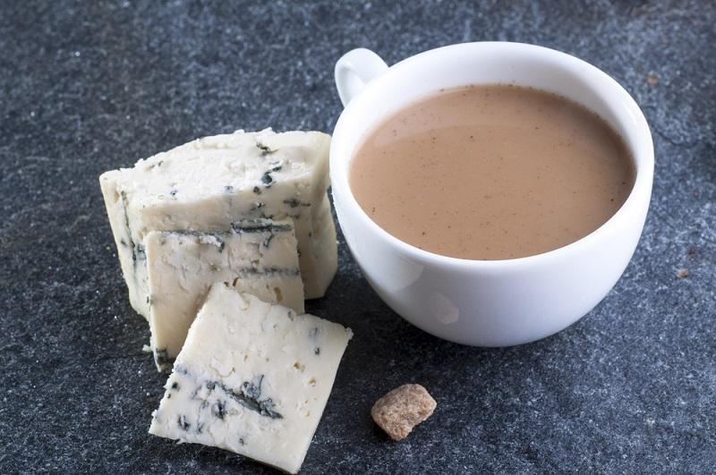 Кофе с сыром по-французски. Возможно, так ты еще не пробовал!