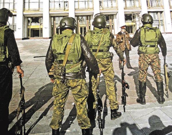 """Почувствуйте разницу: спецназ России """"Альфа"""" в 1993 году и сегодня..."""
