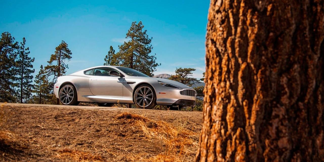 Aston Martin отзывает автомобили из-за проблем с режимом парковки