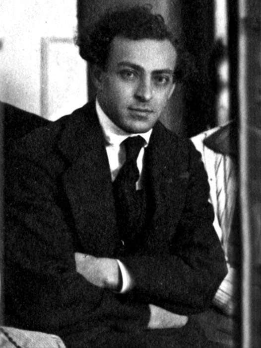 Евгений Вахтангов.