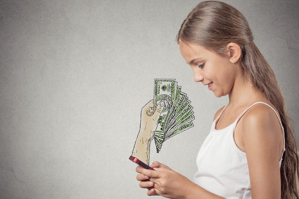 Банковские приложения научат школьников финансовой грамотности