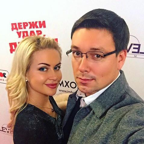 Андрей Чуев и Марина Африкан…