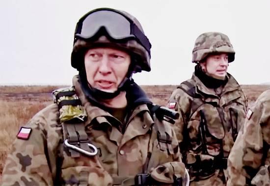 Польское представление о войне с Россией