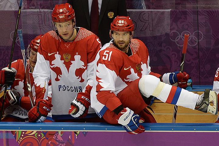 Расписание игр сборной России на чемпионате мира по хоккею 2018