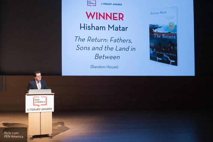 Премию Владимира Набокова присудили сирийскому эссеисту