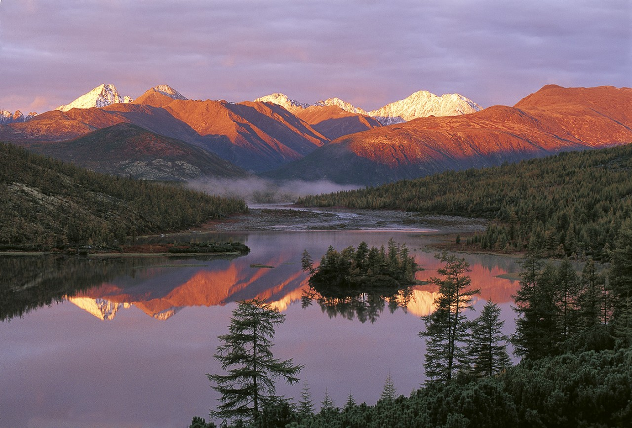 5 красивейших озёр России, которые надо увидеть каждому!