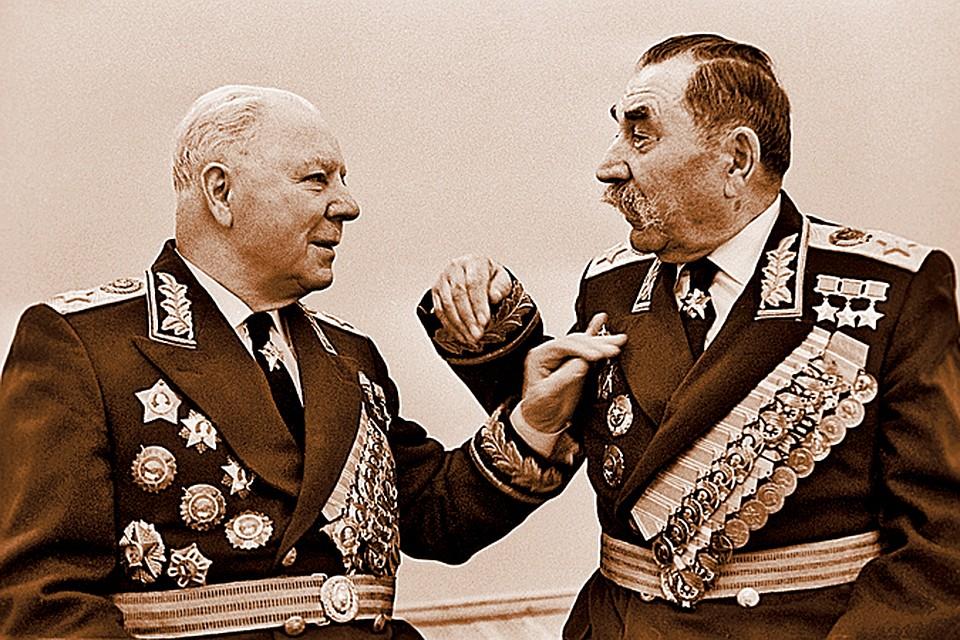 Секрет железного здоровья президента СССР Клима  Ворошилова