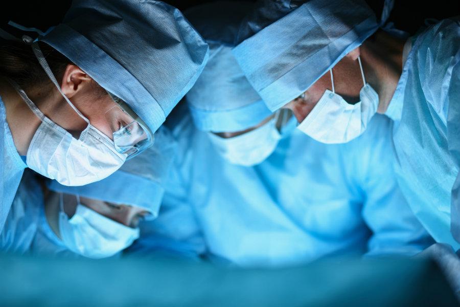 Как работают трансплантологи…