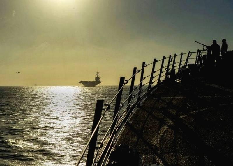В шаге от горячей фазы баталий в Персидском заливе. Что обходят стороной арабоязычные и западные СМИ