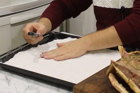Вяленая утка целиком.  нежное деликатесное мясо: фото шаг 3