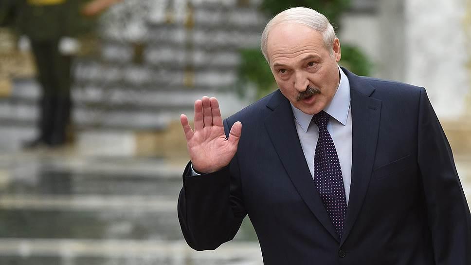 Лукашенко осудил ультимативн…