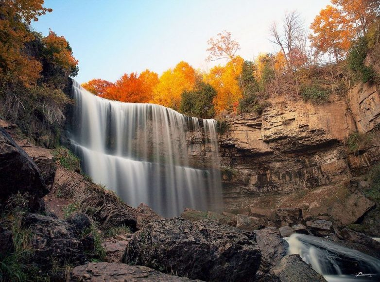 Канадский Гамильтон - край водопадов