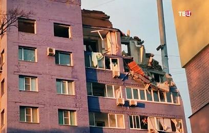 Причиной взрыва в Рязани могла стать утечка газа