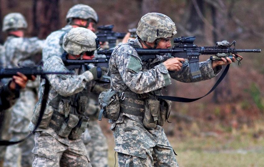 Как на самом деле воюют современные американцы?