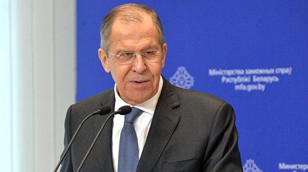 Лавров: Западу обидно, что в Крыму не удалось создать базу НАТО