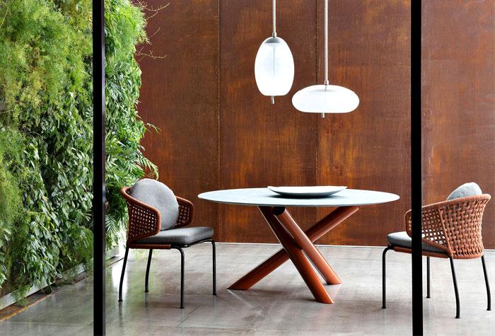 Потрясающие идеи оформления столовой