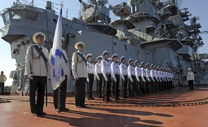 Подписано соглашение о расширении базы МТО ВМФ РФ в Тартусе