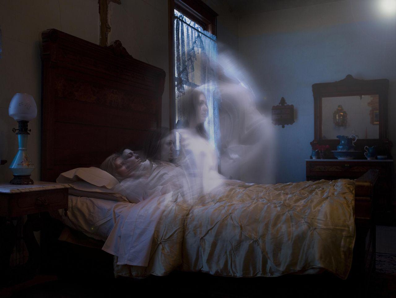 Из снов-кошмаров можно извлечь пользу