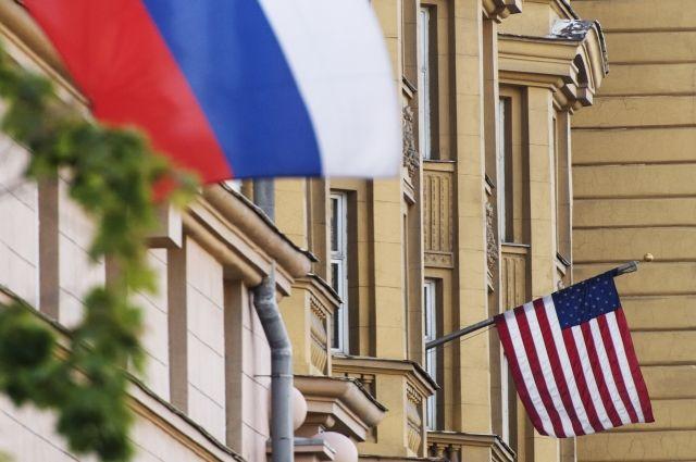 Комиссия заявила о невозможности изменения адреса посольства США в Москве