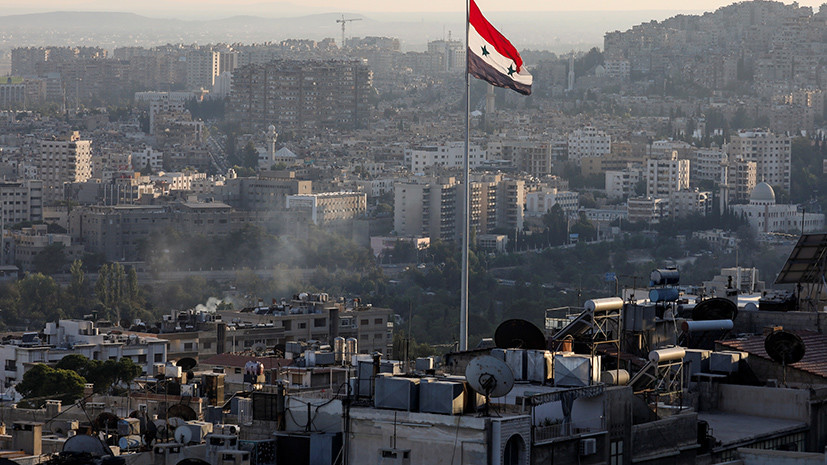Последние новости Сирии. Сегодня 14 марта 2019