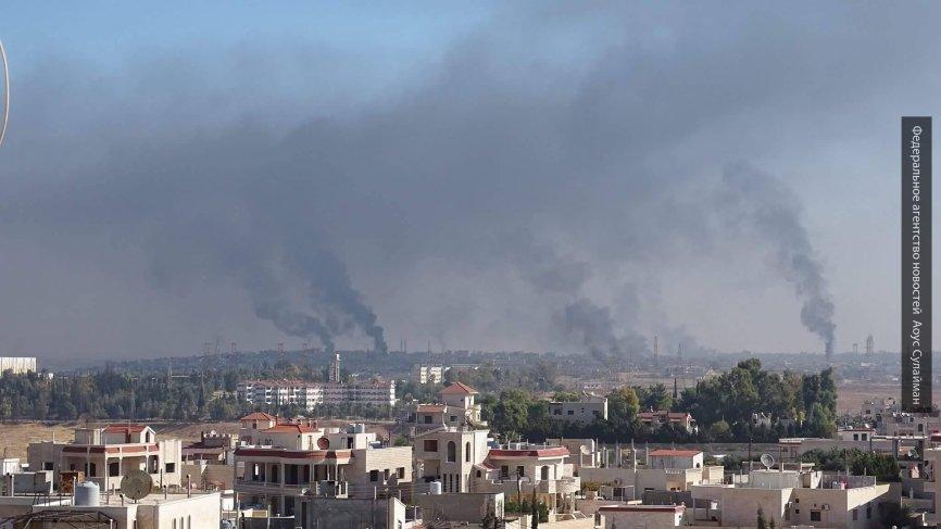 Штурм Дейр-эз-Зор: террористы собирают силы для зачистки провинции от САА