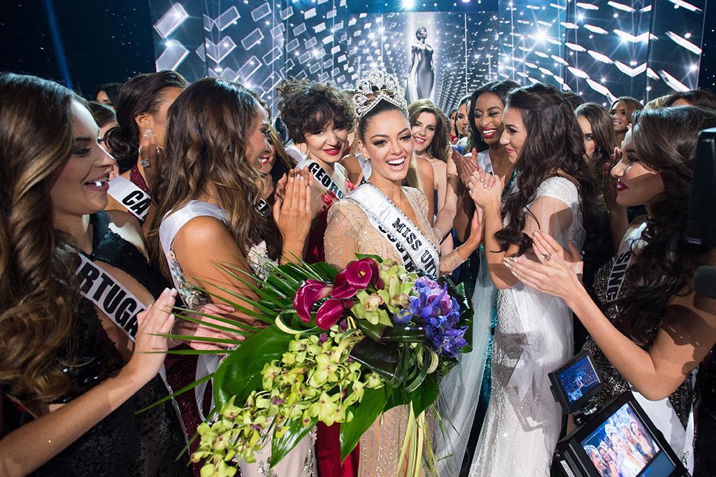Мисс Вселенная 2017 — 66-й международный конкурса красоты.