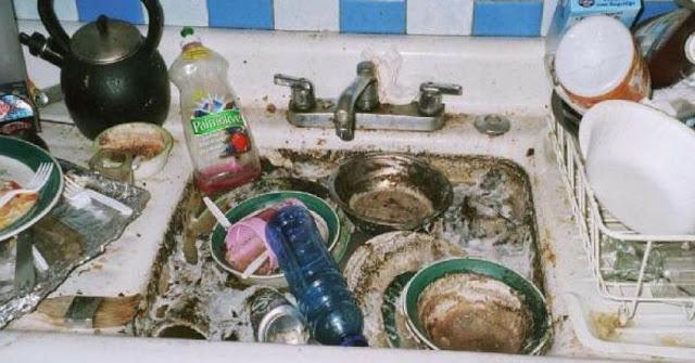 Никто тебе этого не говорил, но все это время ты мыл посуду неправильно