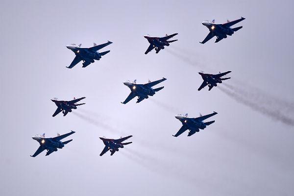 ВКС РФ совершили 4 перехватов иностранных разведчиков за неделю
