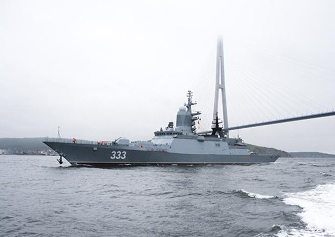 Россия стремится к морскому паритету на море: гегемонии США приходит конец