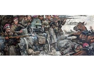 Превосходство и меткость: как пехотинцы стали стрелками