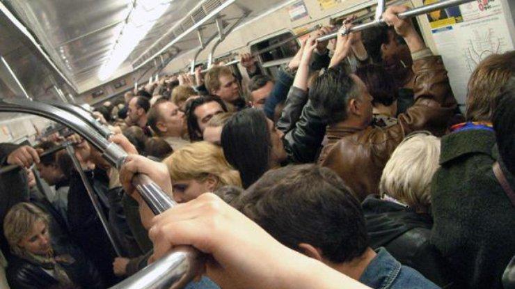 Метро, метро...